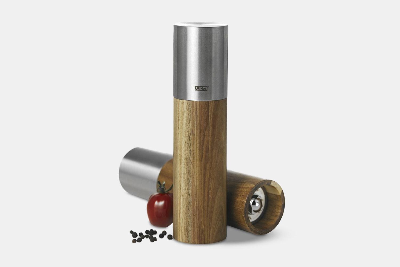 AdHoc 8-Inch Goliath Salt and Pepper Mill