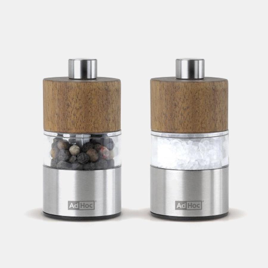 AdHoc David & Goliath Salt & Pepper Mills