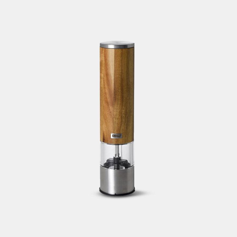 AdHoc Woodmatic Electric Salt/Pepper Mill