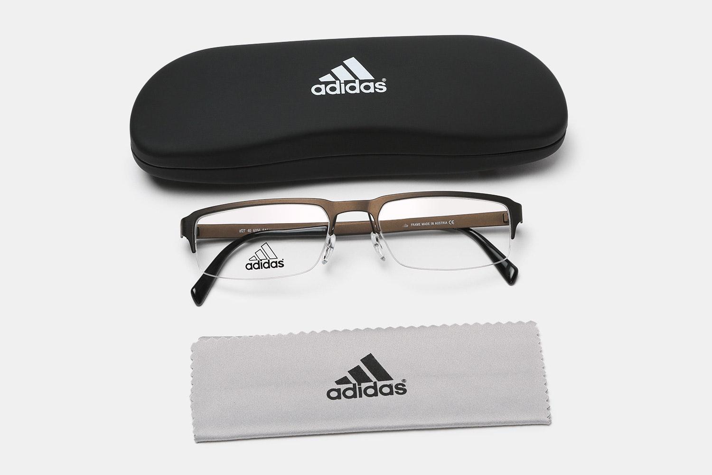 Adidas AF27 Lazair Steel Eyeglass Frame