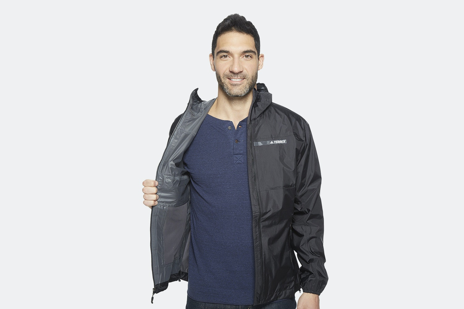 Adidas Men's Fastpack & Women's Multi 2.5L Jackets