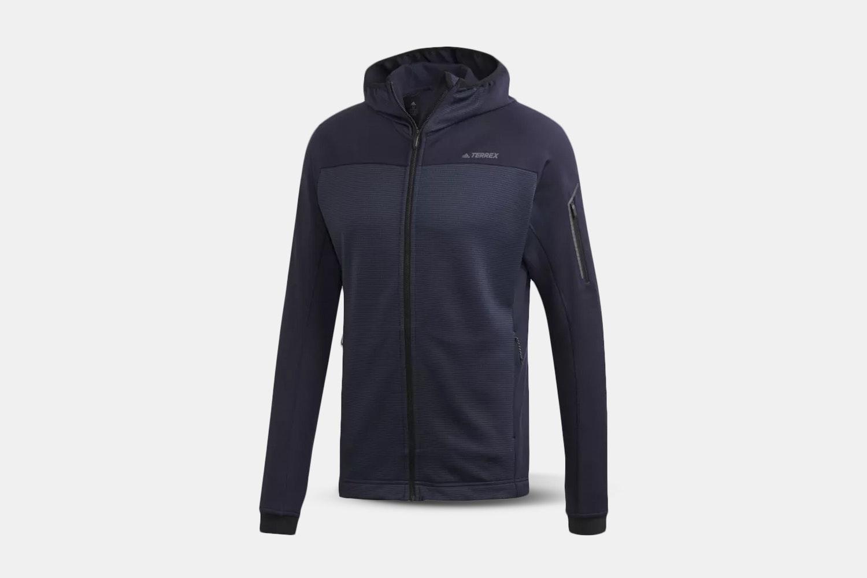 Adidas Stockhorn II Fleece Hoodie