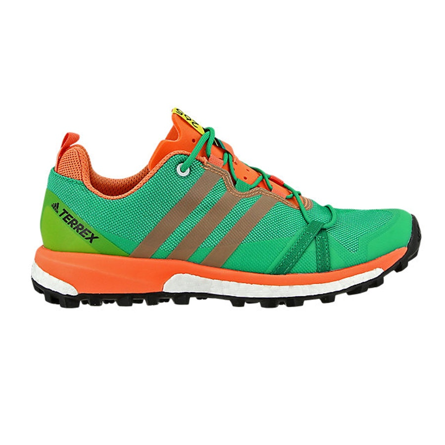 Women's Core Green/Black/Easy Orange