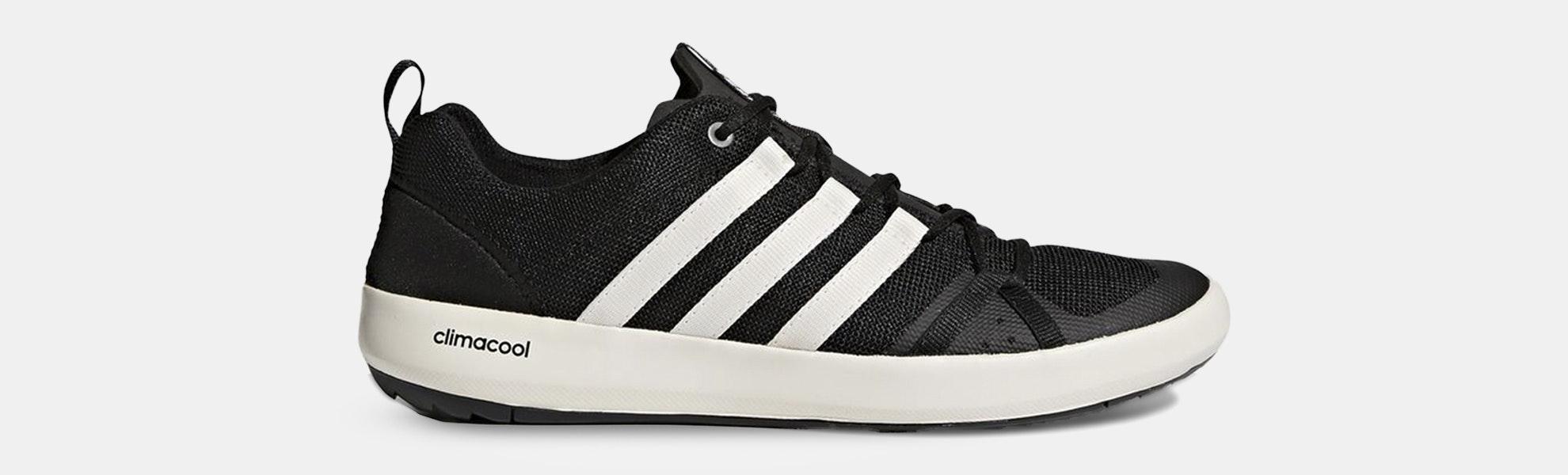 Adidas Men's Terrex & Women's Sleek Boat Shoes