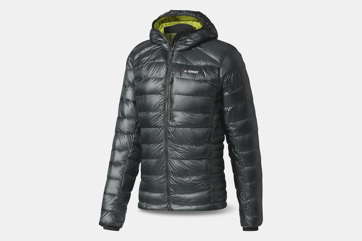 Adidas Terrex Climaheat Agravic Down Hooded Jacket