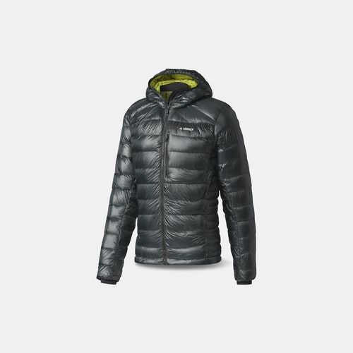 excellent quality genuine shoes classic fit Adidas Terrex Climaheat Agravic Down Hooded Jacket | Price ...
