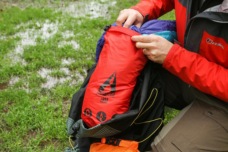 Advanced Elements PackLite Dry Bag Set