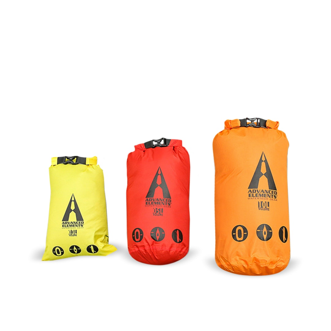 Advanced Elements PackLite Dry Bag Set