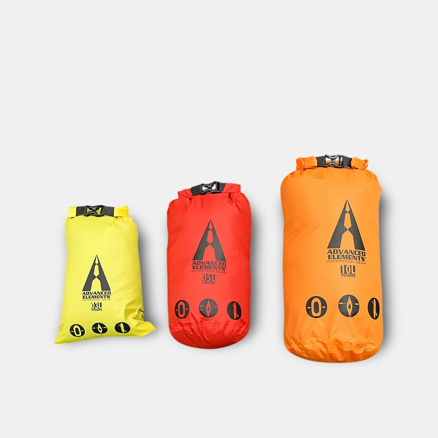 Advanced Elements PackLite Dry Bag Set – Flash Sale