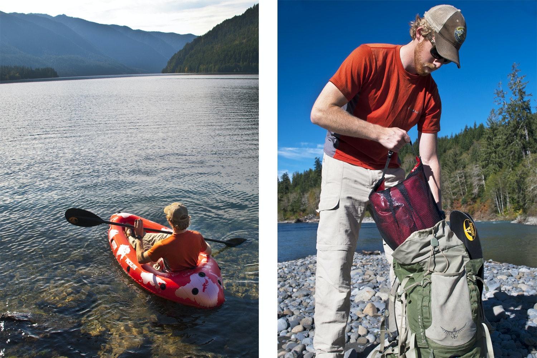 Advanced Elements Packlite Kayak Bundle