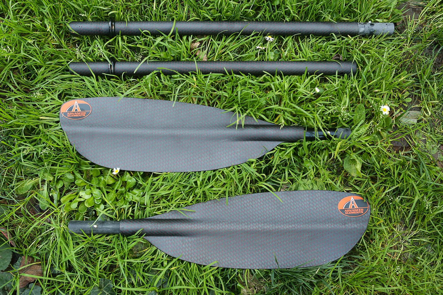 Advanced Elements Touring Full-Carbon 4-Part Paddle