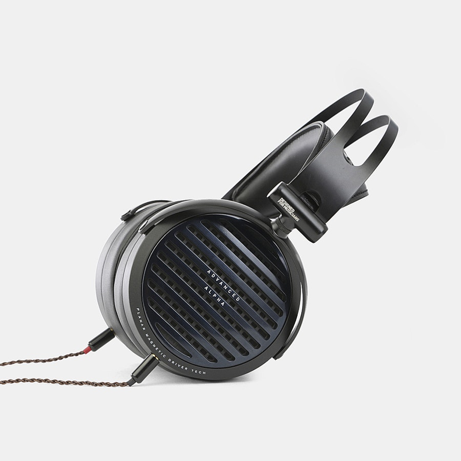 Advanced Sound Alpha Planar Headphones