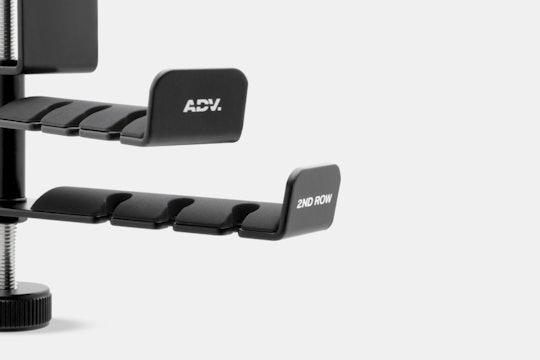 ADV. Dual Suspension Headphone Hanger