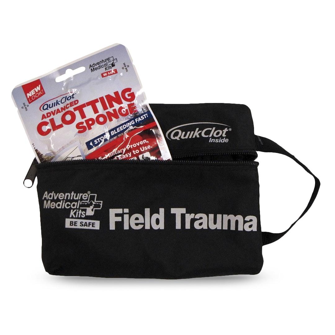 Adventure Medical Kits Field Trauma Kit w/ QuikClot