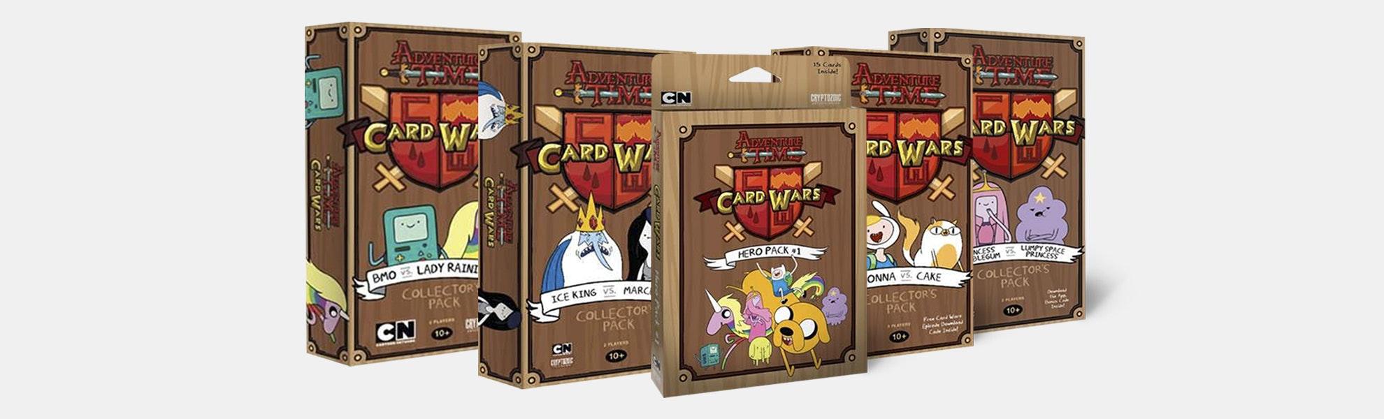 Adventure Time Card Wars Bundle