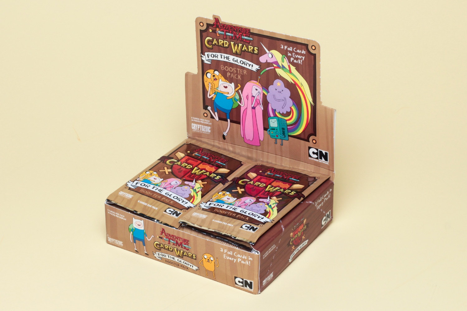 Adventure Time Card Wars: For the Glory Booster Box