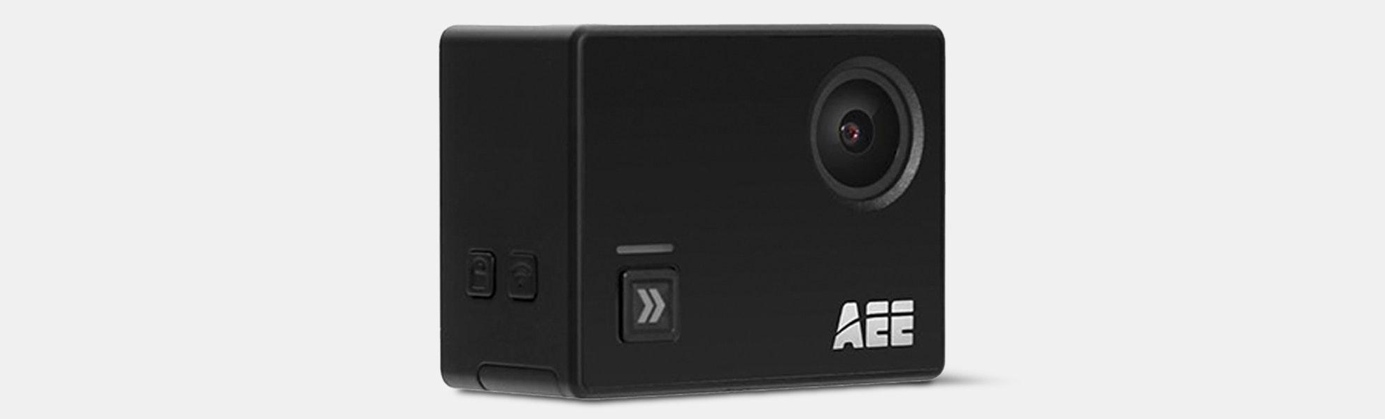 AEE Lyfe Shadow 4K Action Camera