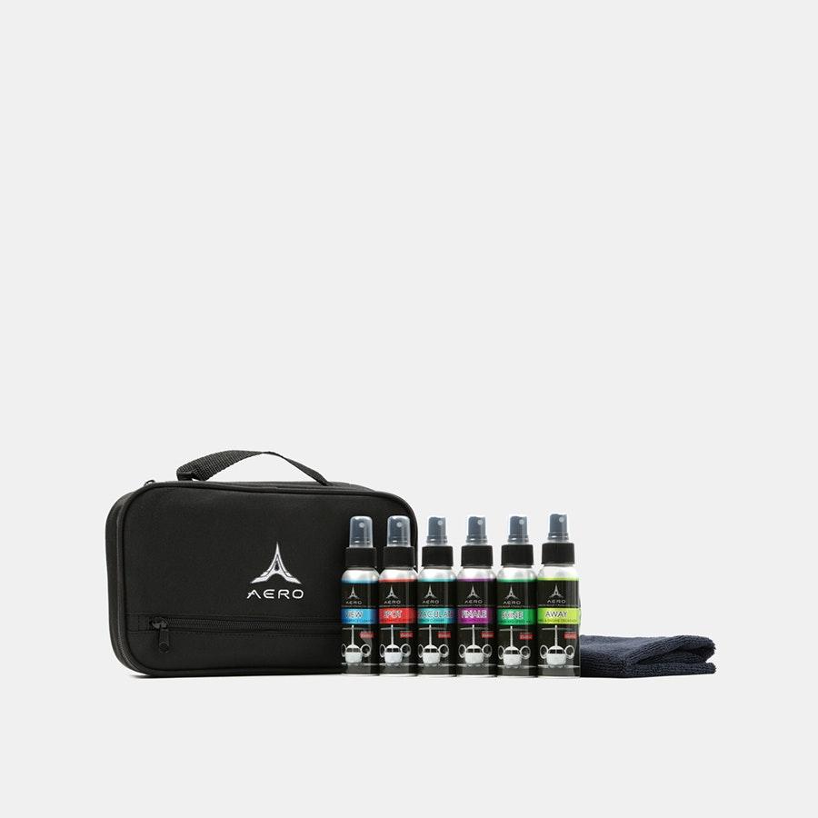 AERO 6-Pack Traveler Detail Kit