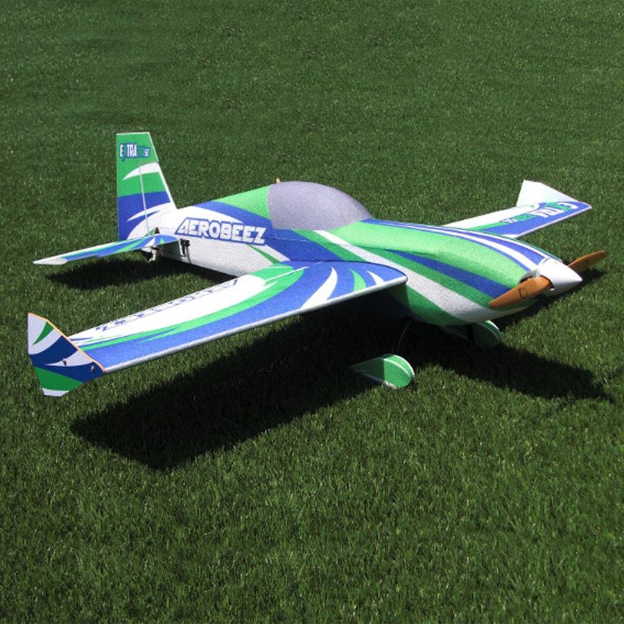 """AeroBeez 48"""" EPP Slick 540 or Extra 330 ARF"""