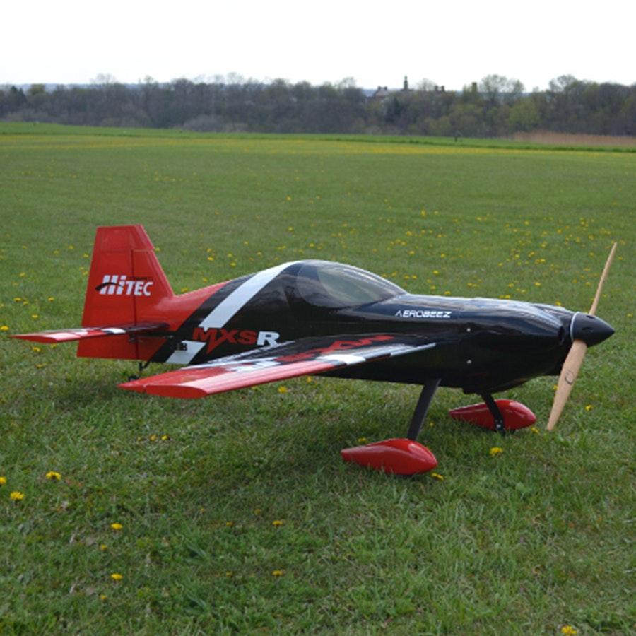 "AeroBeez MXS-R 64"" ARF Gas/Electric 3D Airplane"