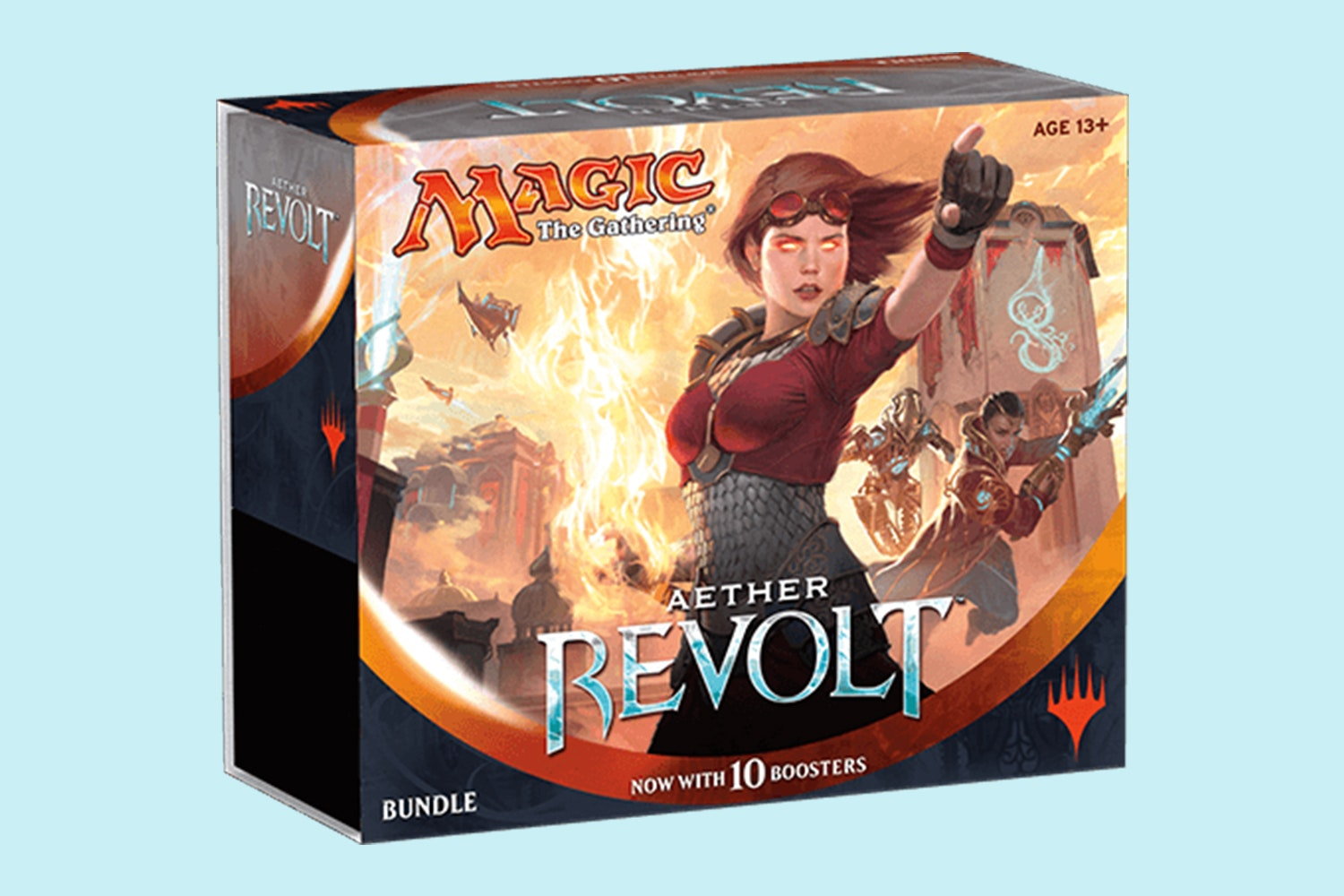 Aether Revolt Booster Box + Fat Pack