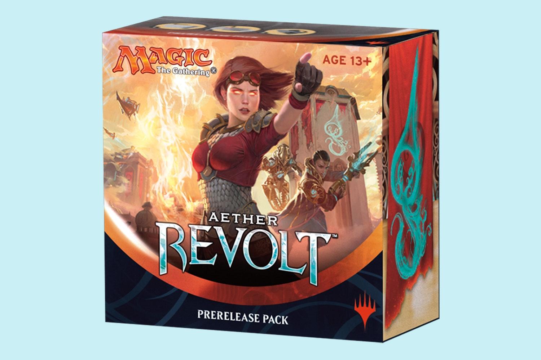 Aether Revolt Prerelease Kit