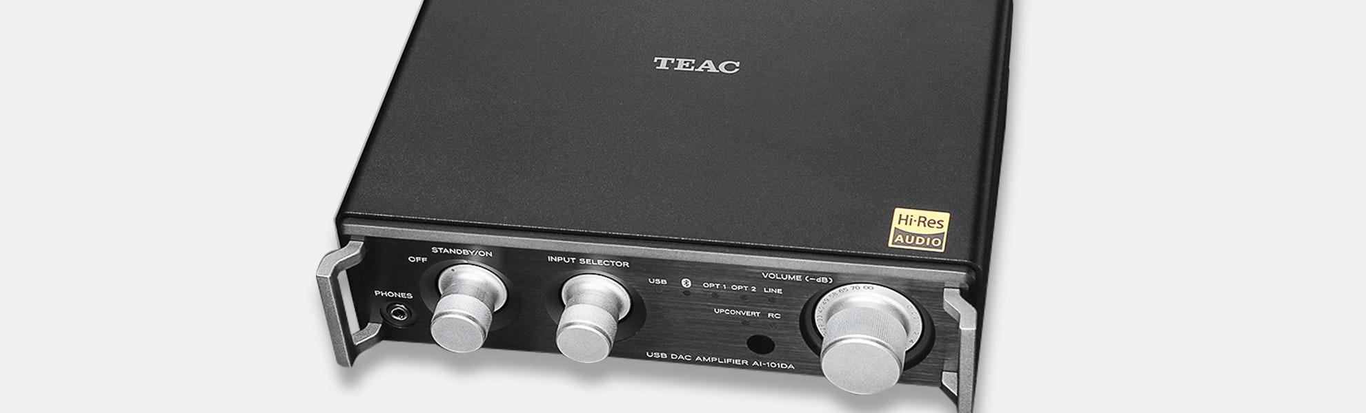 TEAC AI-101DA Integrated Amplifier with USB DAC
