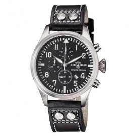 Charlie Chronograph Stainless Steel