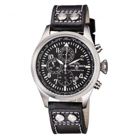 Charlie World Timer Stainless Steel