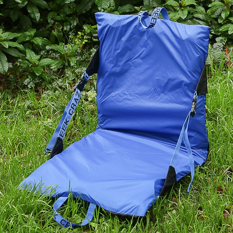 Crazy Creek Air Chair Compact with Inflatable Pad
