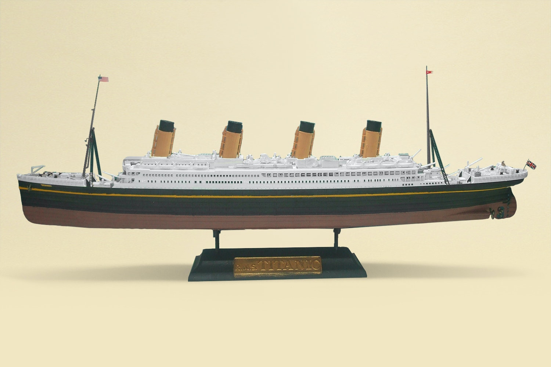 Airfix RMS Titanic Gift Set 1:700