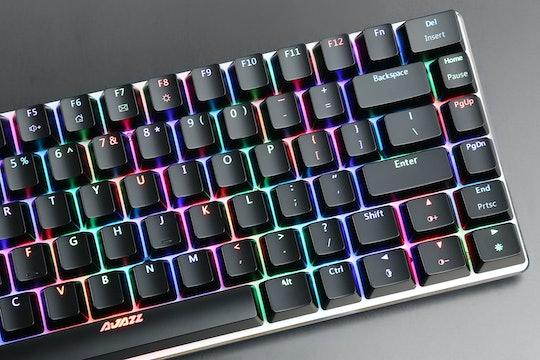 AJAZZ AK33 RGB 82 Key Mechanical Keyboard