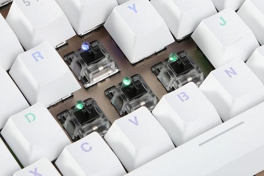 AJAZZ AK40S Fullsize Mechanical Keyboard