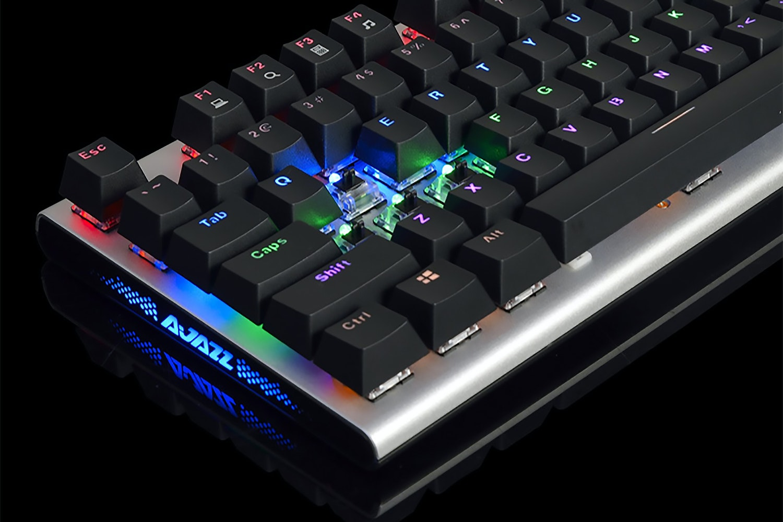 AJAZZ Geeks AK40 TKL Mechanical Keyboard