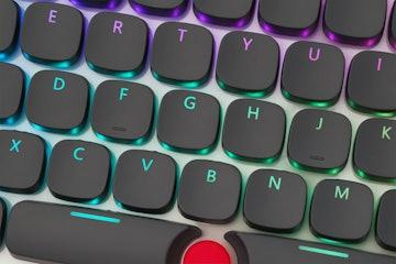 AJAZZ Zero Mini RGB Bluetooth Mechanical Keyboard