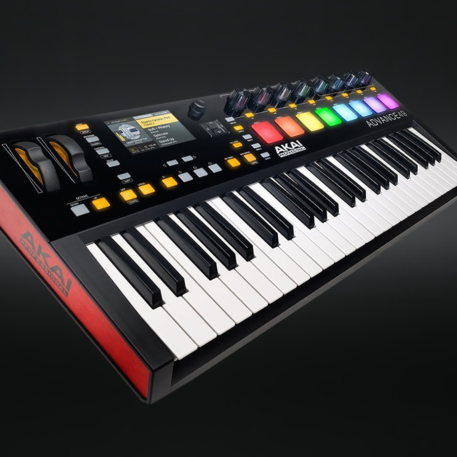 Akai Advance 49 Keyboard