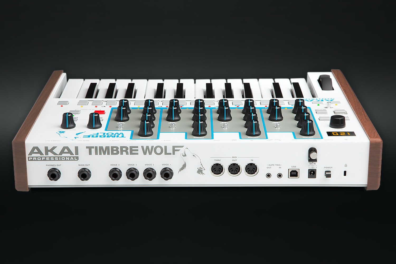 Akai Timbre Wolf Analog Polyphonic Synthesizer