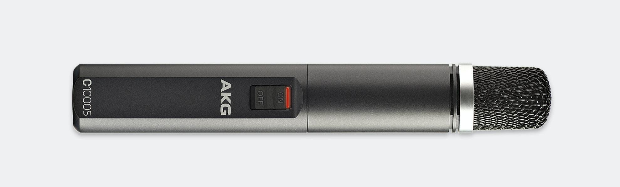 AKG C1000 S Condenser Microphone