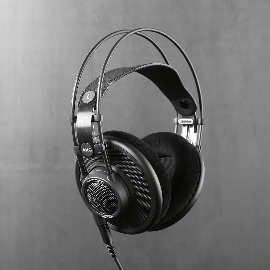 Massdrop x AKG K7XX Audiophile Headphone - Massdrop