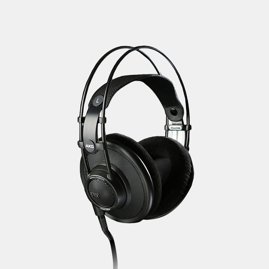 Massdrop x AKG K7XX Audiophile Headphones