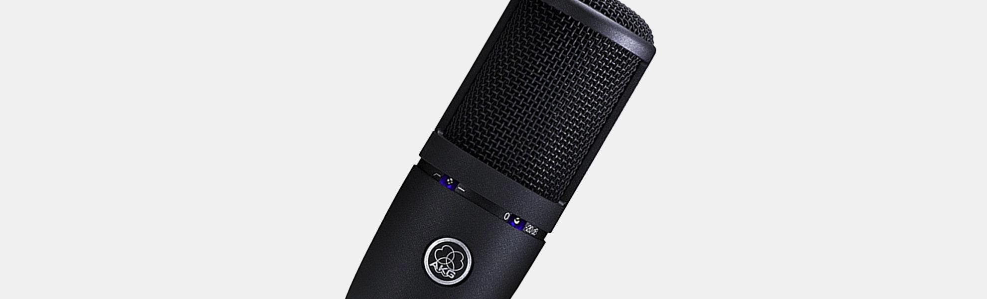 AKG P120 USB Condenser Microphone