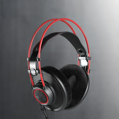 Massdrop x AKG K7XX Red Edition - Lowest Price and Reviews at Massdrop