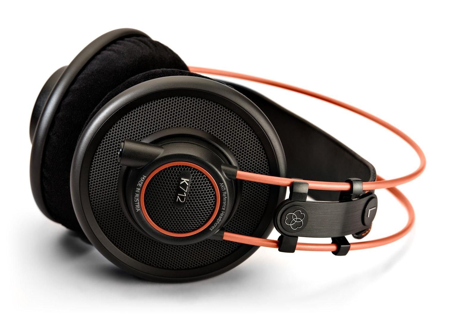 AKG K712 Pro Audiophile Headphones