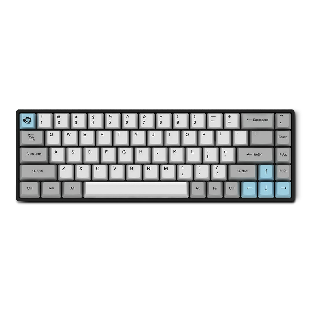Akko 3068 68-Key Bluetooth Mechanical Keyboard