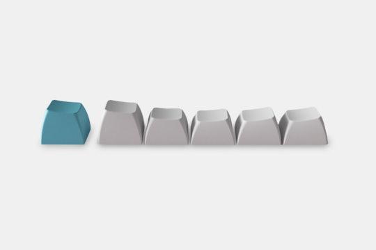 Akko World Tour Tokyo OSA Dye-Subbed PBT Keycap Set