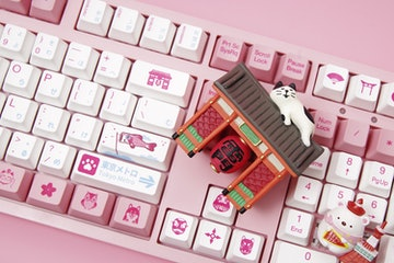 AKKO Tokyo World Series Mechanical Keyboard Suite
