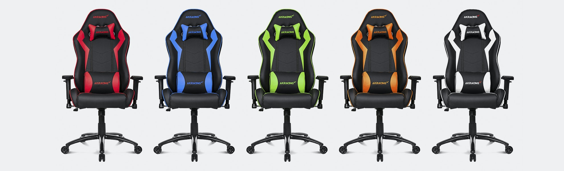 AKRacing Octane & Nitro Gaming Chairs - Last Chance