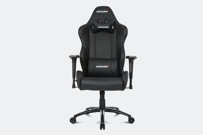 LX Gaming Chair - Black (+$10)