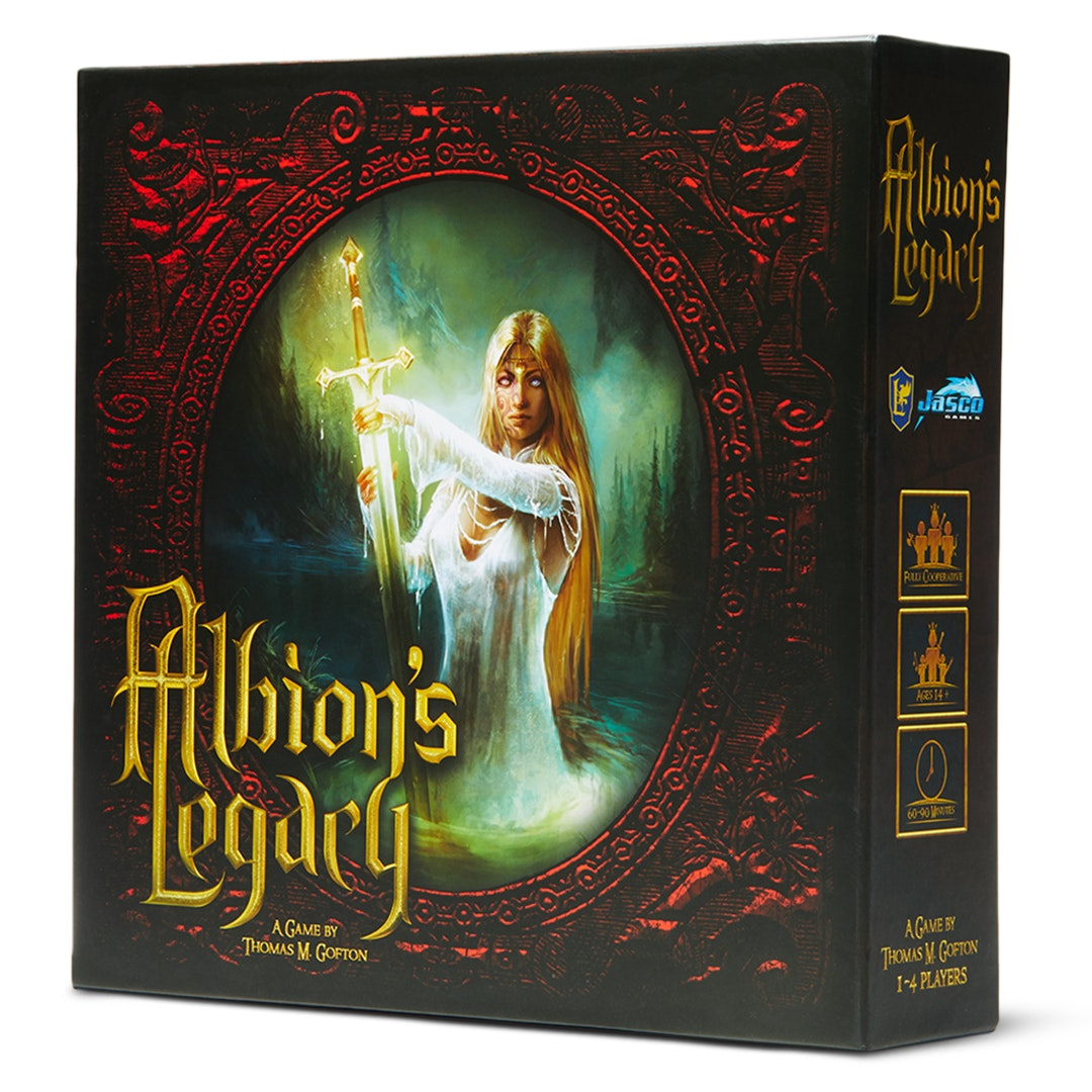 Albion's Legacy: Second Edition Board Game