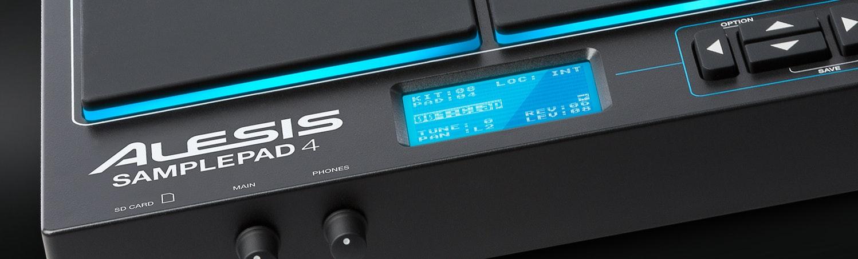 Alesis SamplePad 4/Pro